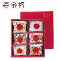【金格喜餅】六色糖果組