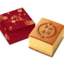【金格】平安祈福蜂蜜蛋糕(無附提袋)初一十五、神明生日專用